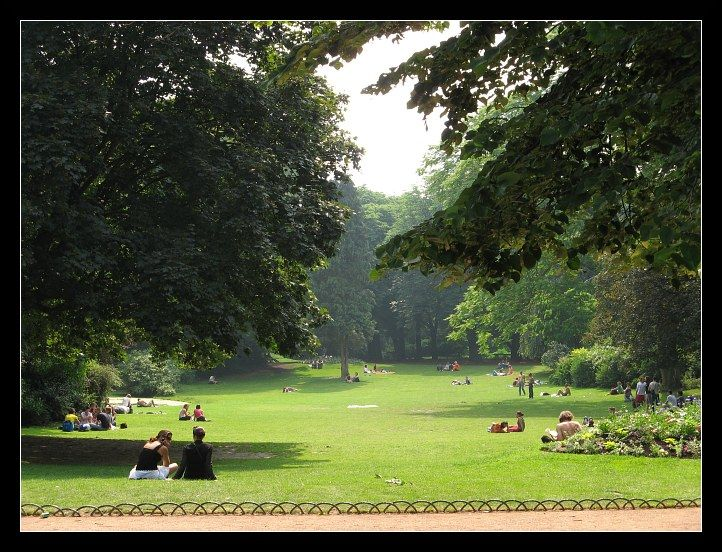 Lille le jardin vauban for Jardin vauban lille